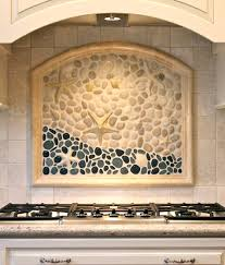 kitchen tile murals backsplash coastal kitchen backsplash ideas with tiles from murals to