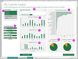 Office Excel Templates Manage Your Calendar With The Calendar Insights Template For Excel