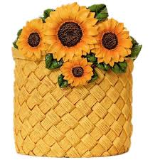 popular sunflower canisters buy cheap sunflower canisters lots