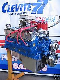 ford truck crate motors ford 302 320 hp high performance balanced turn key crate engine