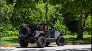 jeep art dia show tuning jeep wrangler rubicon vom tuner auto art youtube
