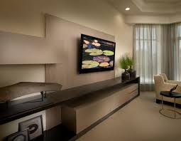 Bedroom Tv Unit Design Bedroom Contemporary Bedroom Master With Tv Wall Mount Height