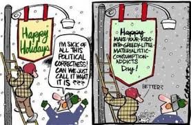 why shaming for saying happy holidays needs to end cus
