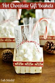 hot cocoa gift set hot chocolate gift baskets 6 gifts for 15