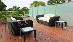 windschutz balkon plexiglas windschutz für die terrasse den balkon den garten