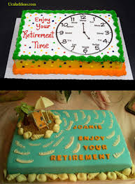 themed cake decorations placing retirement cake ideas in the right moment retirement
