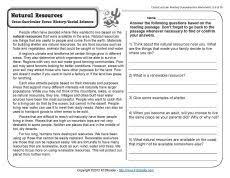rocky relationships reading comprehension worksheets