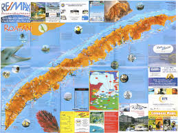 Map Of Central America In Spanish by Roatan Blue Hole Google Search Roatan Hondorus Pinterest