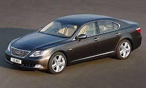 2006 lexus ls 460 car reviews lexus ls 460 se l the aa