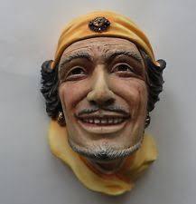 bosson heads chalkware ebay