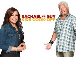 rachael vs guy kids cook off food network