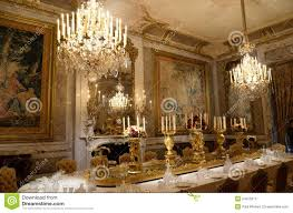 stately home interiors interior grand dining room stock photo image 54315313