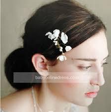 flower hair accessories flower hair comb tiaras pearl hair accessories handmade custom