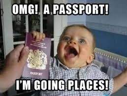 Having A Baby Meme - omg a passport meme boomsbeat