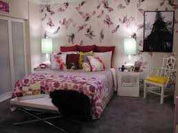 spruce up your room with cool wallpaper on just one wall get this