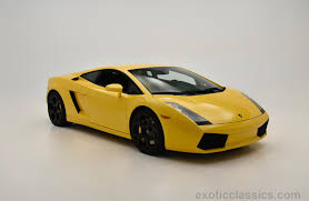 lamborghini classic 2005 lamborghini gallardo exotic and classic car dealership