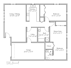 sle floor plans cottage floor plans 100 images cottage style house plan 2