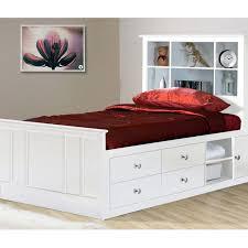 girls captain bed shop venture horizon doll house kids white 6 shelf bookcase at