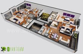 Opulent Interactive Home Design 3D Floor Plan CapeTown South