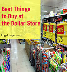 dollar store the frugal ginger