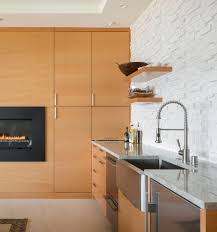 extraordinary sleek kitchen faucet kitchen modern with butcher