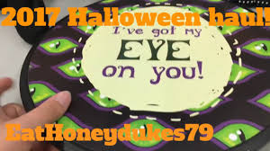 halloween decor 2017 at home hobby lobby and michaels youtube