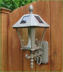 Solar Light For Fence Post - lighting solar lights outdoor lamp posts images about solarporch