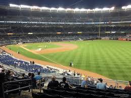 Yankee Stadium Map Yankee Stadium Section 209 New York Yankees Rateyourseats Com