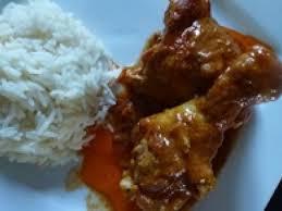 cuisine malienne mafé mafe poulet recette ptitchef
