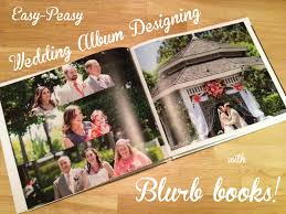 Where To Buy Wedding Albums Sponsored Post Create Your Own Wedding Album With Blurb This
