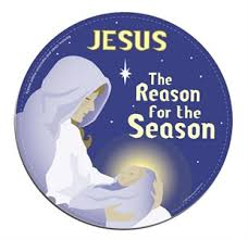 jesus is the reason for the season magnet christian bumper