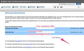 american express employee help desk how to check the application status of an american express credit