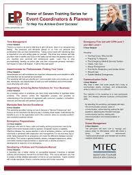 education u2014 event professionals of manitoba