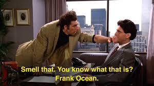 Frank Ocean Meme - inside the modarn songs on frank ocean s blond with seinfeld2000