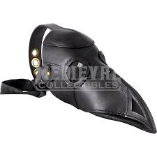 plague doctor mask leather plague doctor mask mci 3090 from collectibles
