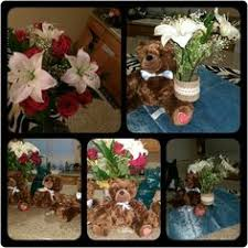 Teddy Bear Centerpieces by Teddy Bear Centerpieces With Helium Balloon Table Bouquets 3