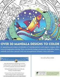 mandala creative haven paisley mandalas coloring book dover