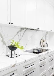 14 white marble kitchen backsplash ideas you u0027ll love