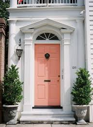 front door drama elements of style blog