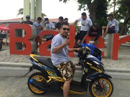motocross bikes philippines me and my scooter mariqueno baler philippines travels ride