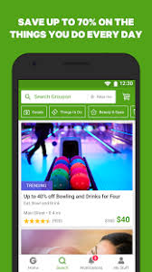 groupon shop deals discounts u0026 coupons android apps on google
