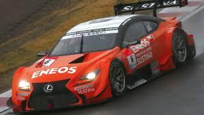 lexus rc f gt500 lexus rc f gt500 looks menacing even in bright orange autoevolution