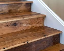 Laminate Flooring For Stairs Wooden Vents U0026 Accessories Reclaimed Wood Stair Parts Olde Wood