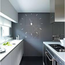 horloge de cuisine design impressionnant horloge murale cuisine design avec horloge murale