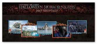 halloween horror nights 2017 express pass universal orlando halloween horror nights sweepstakes u2013 ends sept