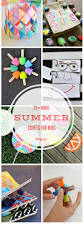 25 more summer crafts for kids nobiggie