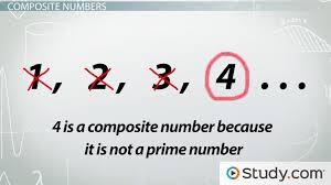 identifying prime u0026 composite numbers video u0026 lesson transcript
