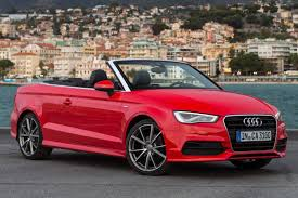 Audi S3 Stats Used 2015 Audi A3 Convertible Pricing For Sale Edmunds