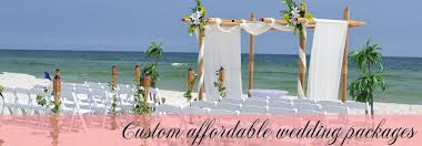 affordable destination weddings wedding packages gulf shores al affordable