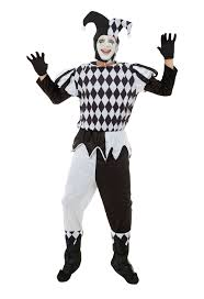 clown costumes for halloween harlequin jester clown costume halloween medieval mens